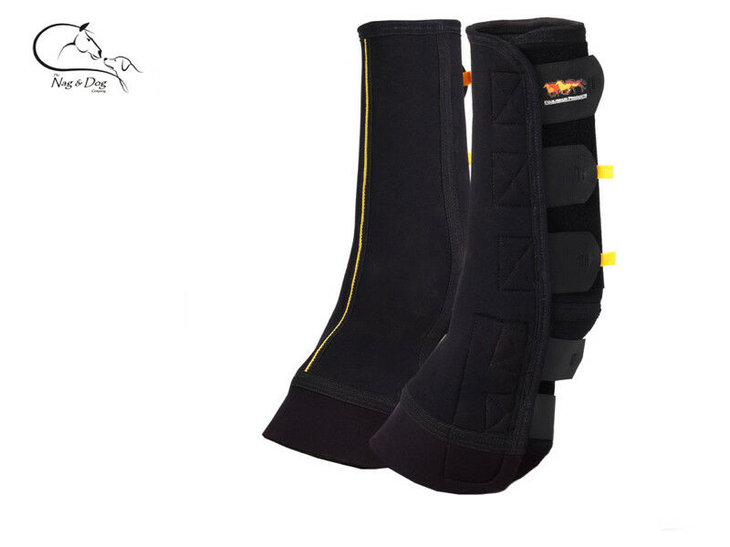Equilibrium Close Contact Protection Mud Rash Fever Turn Out Horse Boot Chaps