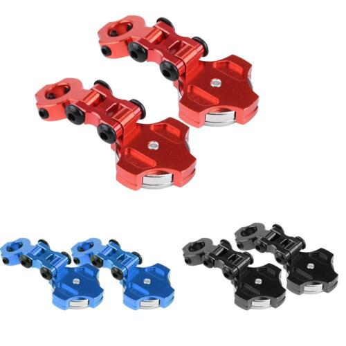 2pcs Accessories Metal Magnetic Stealth Body Post Mount RC Accessory for RC Car