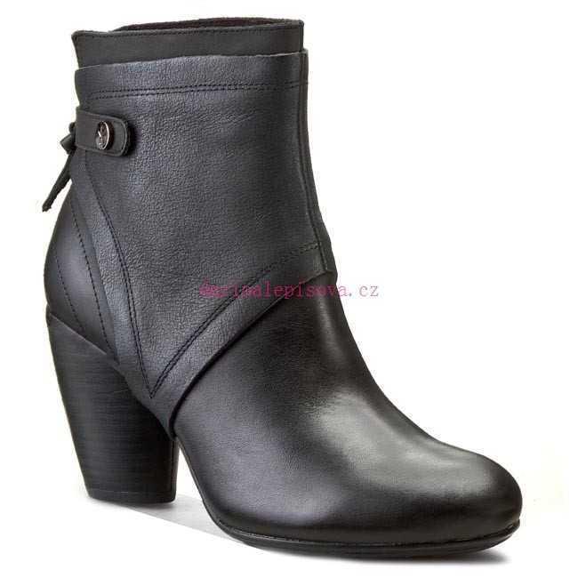 Brand New EMU Australia Wouomo Nepean Leather Spat  Ankle stivali Sz 8.5 W F