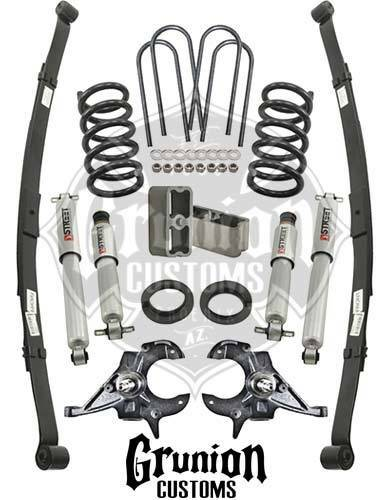 Belltech 619SP Stage 3 Complete Lowering Kit W/street Performance Shocks