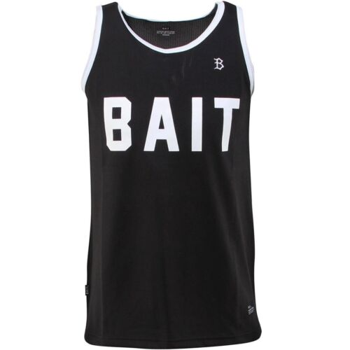 BAIT Logo Fitted Jersey black