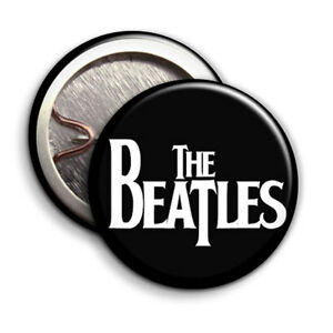 Image Is Loading The Beatles Logo Button Badge 25mm 1 Inch
