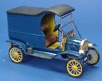 O Scale 1/48 Wiseman 1912 Model T Ford Ice Delivery Truck Kit Nm-905