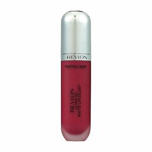 Revlon Ultra HD Matte Lip Colour HD Passion No.635 - Red Bright No Shine Lips