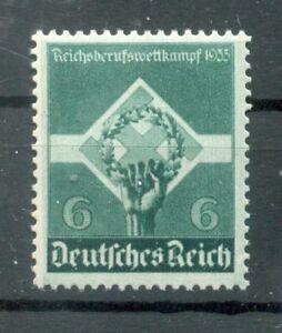 DR-3.Reich BERUFSWETTKAMPF 571 LUXUS**POSTFRISCH 10EUR (N0058