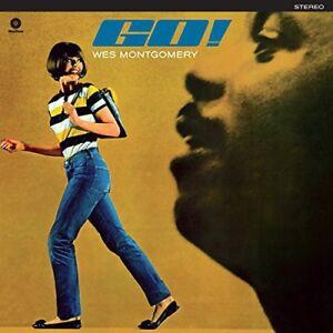 Wes-Montgomery-Go-New-Vinyl-LP-Spain-Import
