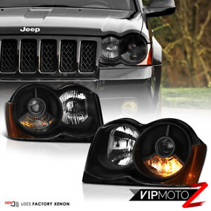 Image Is Loading For 08 10 Jeep Grand Cherokee Factory Hid