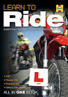 Learn to Ride: Everything You Need to Pass Your Motorcycle Test - All in One Book by Robert Davies (Paperback, 2005)