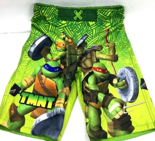 Ninja Large Turtles da Ninelodeon Green Pantaloncini Boy's nuotare qgSwvx0t