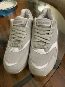 Details about NIKE AIR Max BURST EMINEM SLIM SHADY CHARITY RARE LIMITED GREY White SIZE 11
