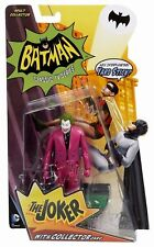 Mattel Batman Classics 1966 TV Series The Joker Action Figure