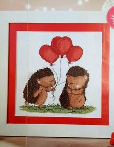 Valentines-cross-stitch-hedgehog-chart-Prickly-pair-from-a-magazine