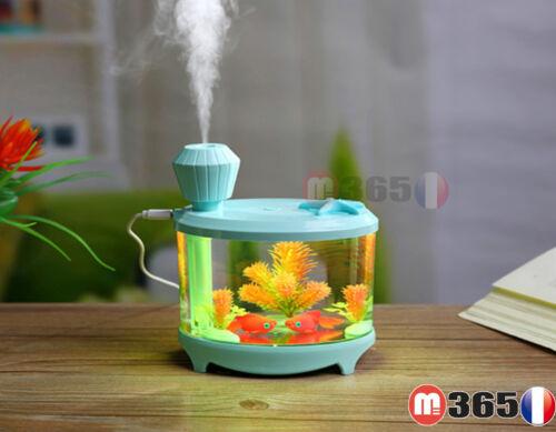 Air Humidificateur Pulvérisateur D/'air humidifier purificateur air  avec led