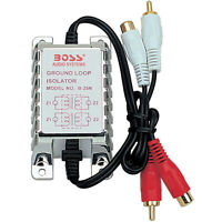 Boss B25n Ground Loop Isolator And Noise Filter