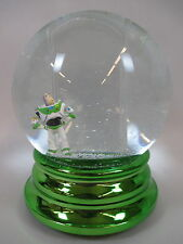 Toy Story SNOWGLOBE Buzz Lightyear and Picture Slide Disney Store