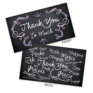 100-Pack-Thank-You-Bulk-Business-Card-Black-White-Thank-You-Note-Special-Cards