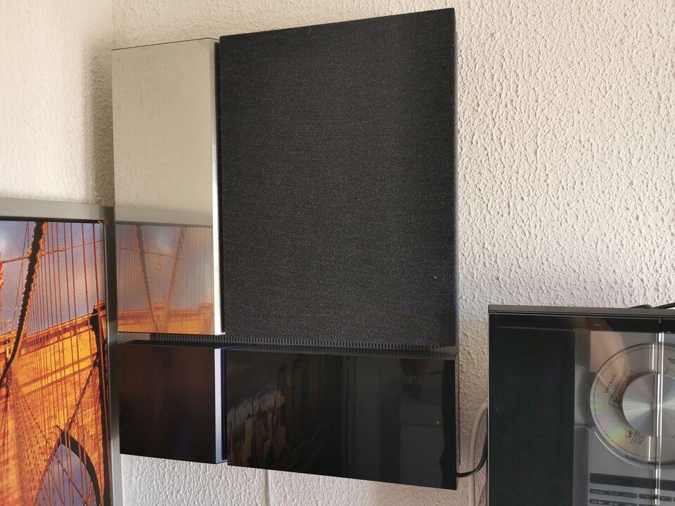 Stereoanlæg , Bang & Olufsen, BeoSound Ouverture og Beolab