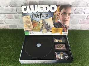 Harry-Potter-Cluedo-Board-Game-by-Parker-2008-Edition-1-Token-Missing