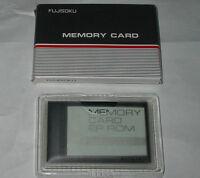Fujisoku Be256n1-b-01 Memory Card Ep Rom