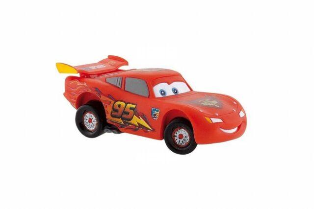 Cars 2 saetta mcqueen 2 statuetta u2013 pixar bullyland figura