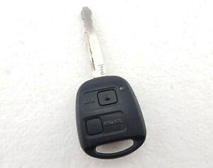 Toyota-Avensis-Corolla-Yaris-2-Button-Remote-Key-Fob-Valeo-736716-A