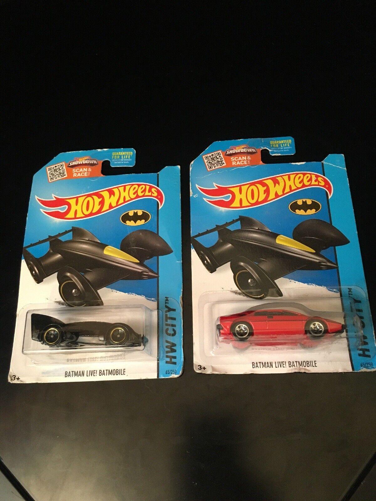 en linea Hot Hot Hot Wheels Hw City 65 Batman Live Batimóvil Lotus Espirit error coche tarjeta equivocada  Entrega rápida y envío gratis en todos los pedidos.