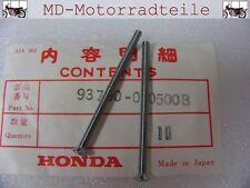 Honda CB 750 Four K0 K1 K2 Schrauben Set für Blinkerglas Screw Set Lens Winker