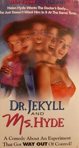 Dr. Jekyll and Ms. Hyde (VHS 1996)Tim Daily Sean Young ...