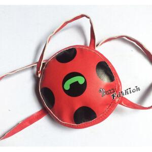 Miraculous-Ladybug-Cosplay-Lolita-Kostuem-Guerteltasche-Anime-Accessoires-Rote