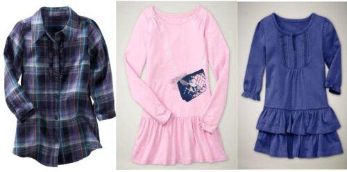 NEW Gap kids baby girls tunic jumper dress holiday fall school prep 4 5