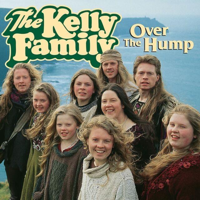 THE KELLY FAMILY - OVER THE HUMP   CD NEU