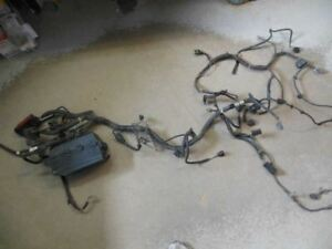 03 FORD FOCUS WIRING HARNESS FUSE BOX FORWARD 3M5V-14K733-HBC OEM HID  HEADLIGHT | eBayeBay