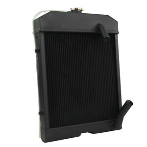 TRACTEUR-RADIATEUR-POUR-FORD-NH-501-600-601-700-701-800-801-901-2000-4000-NAA