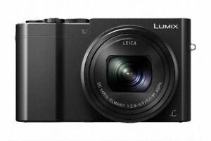 Panasonic-Lumix-Tz100-Black-Leica-4k-Digital-Camera-in-excellent-condition