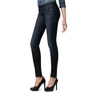G-Star 3301 Super Skinny Damen Jeans Hose Jeanshose Röhrenjeans