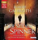 Der Seidenspinner von Robert Galbraith (Pseudonym von J.K. Rowling) (2014)