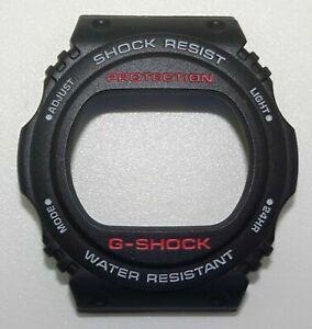 Genuine-Casio-Lunetta-Cover-Shell-per-G-5700-Orologio-10117823-G-Shock-Nuovo-UK-Stock