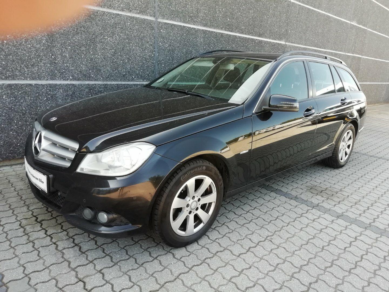 Mercedes C200 2,2 CDi stc. BE 5d