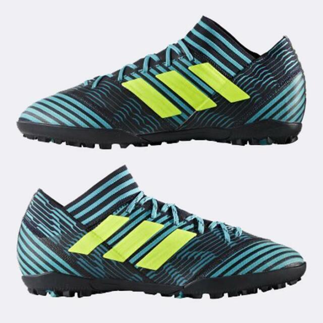 BY2463 adidas Nemeziz Tango 17.3 TF Men's Turf Soccer Football Shoes