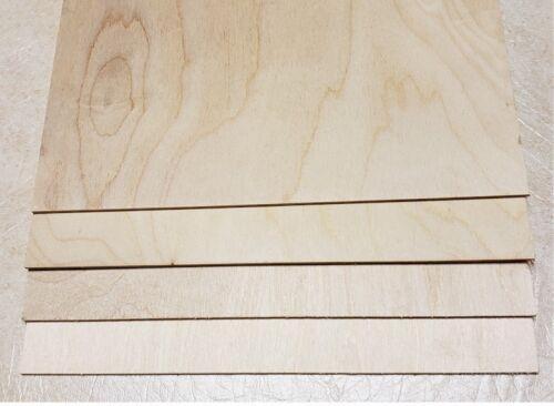 LASERWOOD Baltic Birch Plywood 1//8 x 18 x 24 pkg 5 by Woodnshop