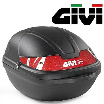 14 LITRE GIVI CY14N TOP CASE FOR BICYCLE
