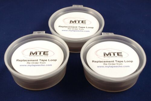 5 X MULTIVOX  Tape Echo Loops Analogue tape Loops NEW