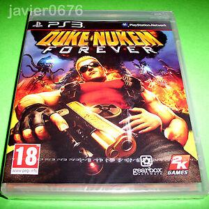 DUKE-NUKEM-FOREVER-PAL-ESPANA-NUEVO-Y-PRECINTADO-PARA-PLAYSTATION-3-PS3