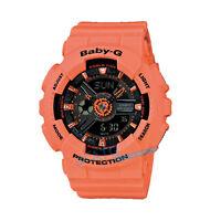 Brand Casio Baby-g Ba-111-4a2 Led Light Watch
