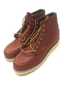 Nuevo En Caja ala roja rojowing Heritage 8131 6  Moc botas Clásico Hecho en EE. UU. D
