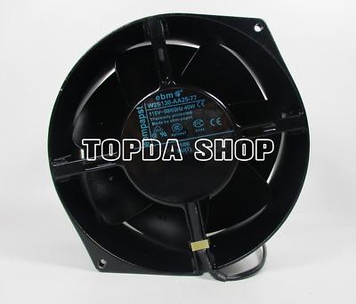 BEM W2S130-AA25-77 All-metal high-temperature fan AC110V 40W 172×150×50mm