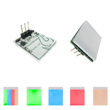 Color Capacitive Touch Switch Button Redbluegreenyellow