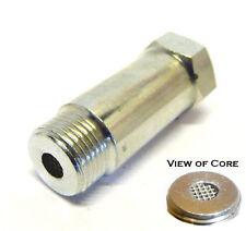 MiniCat O2 stainless oxygen sensor bung adapter extension extender M18-1.5x45mm