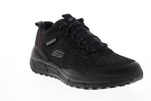 Skechers Equalizer 4.0 Trail Krylos 237027 Mens Black Athletic Hiking Shoes