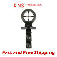 Kns Precision Duplex Hooded Crosshair Front Sight Post Replacement .240 Aperture